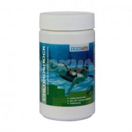 Royal CHLOROSHOCK 1kg Preparat do dezynfekcji wody o wysokiej zawartości aktywnego chloru