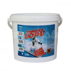 Royal RO-205 ZABÓJCA LODU 10kg Preparat w postaci granulatu, ułatwiający oczyszczenie powierzchni z lodu i ubitego śniegu