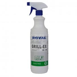 Royal RO-54G GRILL-EX 1L Preparat do usuwania zapieczonego tłuszczu z piekarników