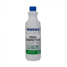 Royal RO-55 ROSAN DESINFECT PLUS 1L Preparat myjąco - dezynfekujący