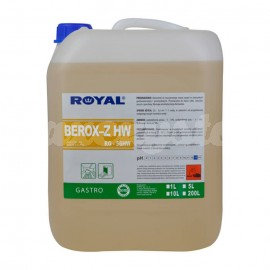 Royal RO-56HW BEROX-Z HW 10L Koncentrat do maszynowego mycia naczyń