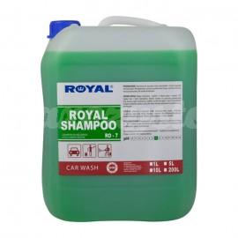 Royal RO-7 ROYAL SHAMPOO 5L Koncentrat do ręcznego mycia samochodów