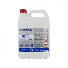 Royal WC CL 5L RO-133 do czyszczenia powierzchni i urządzeń sanitarnych